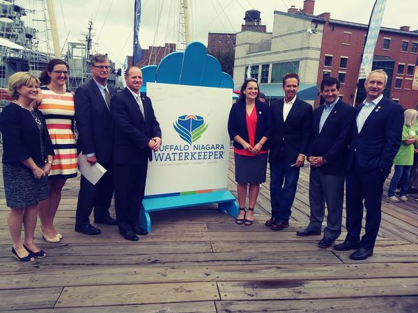 by ANGELICA A. MORRISON  / Buffalo Niagara Waterkeeper announces annual report