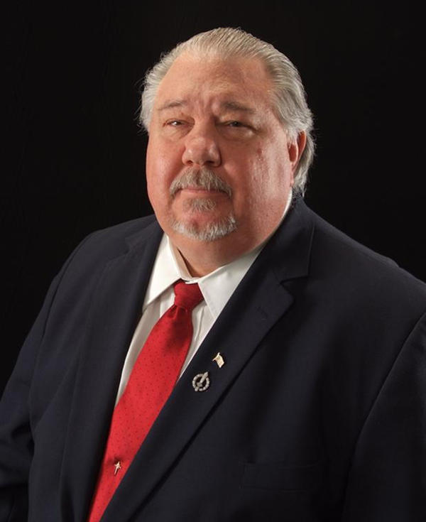 Sam Clovis is President Trump's choice for USDA's top scientist. This photo is from his 2014 campaign for U.S. Senate in the Iowa Repubilcan primary.