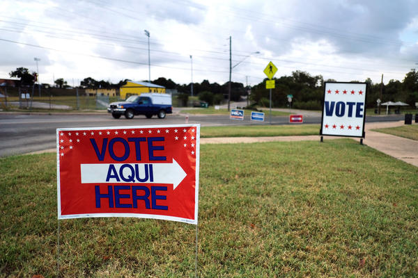 A federal district court ruled last month that two of Texas' congressional districts violate the Voting Rights Act.