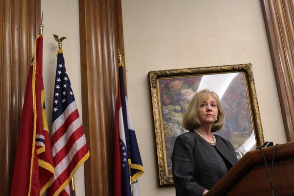 St. Louis Mayor Lyda Krewson