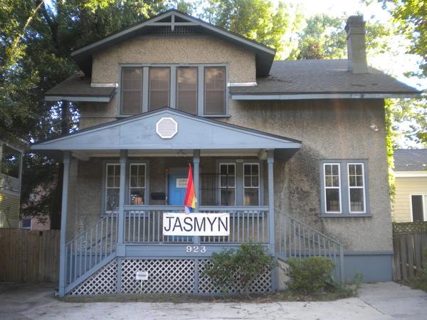 JASMYN's Riverside headquarters