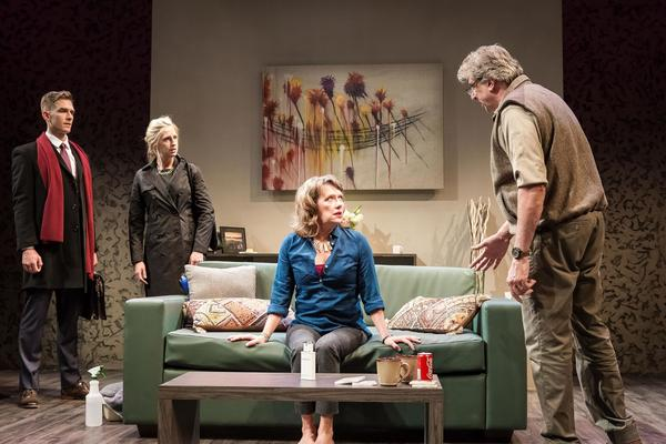God of Carnage runs through Dec. 16 at The Purple Rose Theatre.