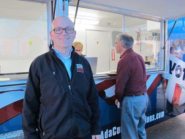 Ada County Chief Deputy Clerk Phil McGrane was inspired by food truck culture, and borrowed from his experience as a competitive Kansas City barbecue hobbyist.