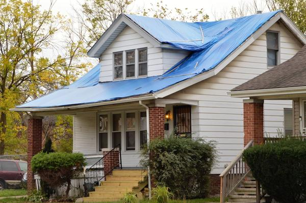 MorningSide neighbors want vacant houses torn down and programs to help homeowners make repairs.