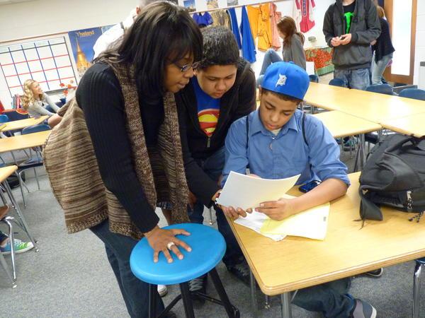 Award-winning Michigan teacher Matinga Ragatz calls for education that gives the power to students.