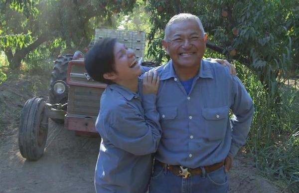 The Masumoto Family Farm in Del Rey, Calif., is going through a change in season.
