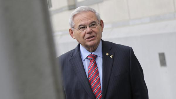 The 12-person jury told the judge for a second time that it was unable to reach a unanimous verdict on any of the bribery, conspiracy, fraud or false statements charges facing Sen. Robert Menendez and his co-defendant.