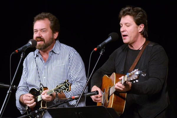 Dan Tyminski & Ronnie Bowman, live on Mountain Stage