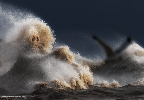 """""""Eerie Erie,"""" an other-worldly image from Ontario photographer Dave Sandford."""