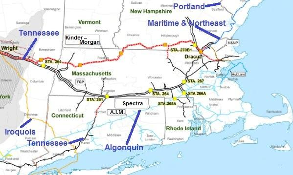 Pipeline Company Improperly Dumps Wastewater In Agawam, Mass.