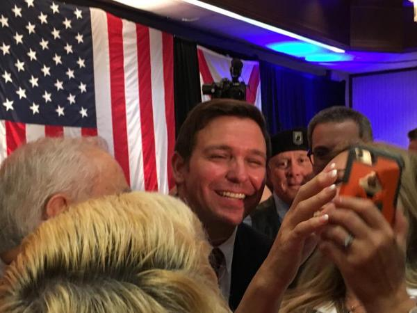 U.S. Rep. Ron DeSantis has announced he is running for governor.