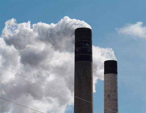 File photo. Washington Gov. Jay Inslee wants state lawmakers to pass a carbon tax this year.