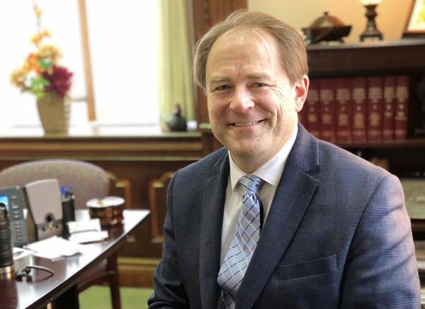 State Sen. Dan McConchie (R-Lake Zurich)