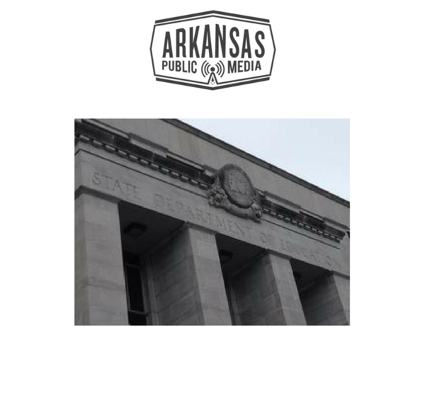 The Arkansas Department of Education building in Little Rock