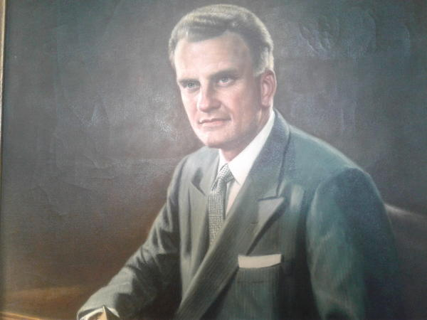 FILE: Billy Graham