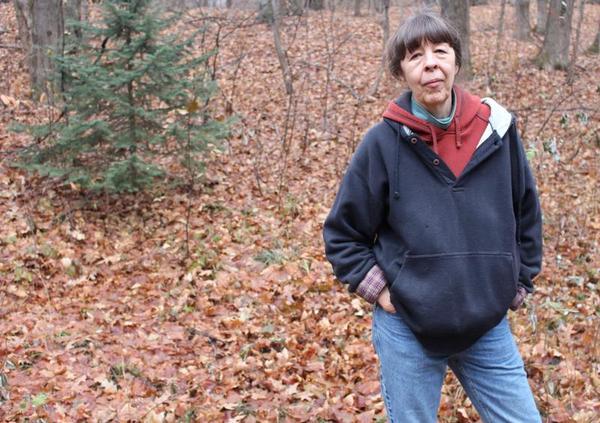 Rita McNamara lives near the northern Michigan landfill.