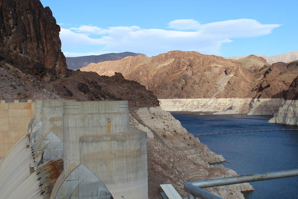 Lack of snow in the Rocky Mountains and an imbalance between water supply and demand has caused Lake Mead outside Las Vegas to drop for more than a decade.