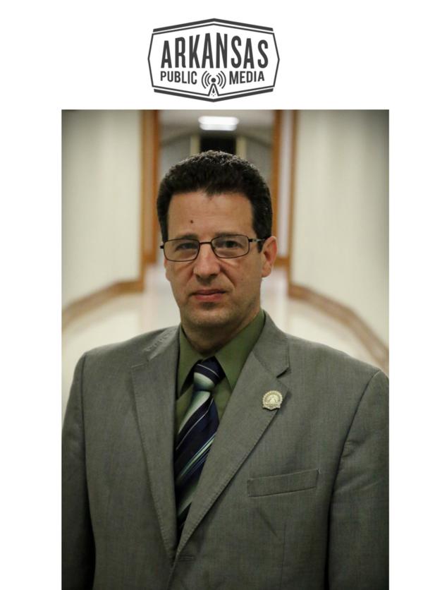 State Rep. Stephen Meeks (R-Greenbrier)