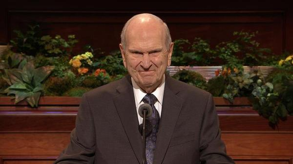 93-year-old Russell M. Nelson became president of the LDS Church in January of this year.
