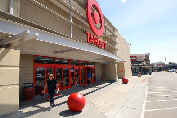 Should the property taxes on large retail stores, such as this Target in Topeka, reflect their value while the buildings are occupied? Or should they be valued as if they were empty and available for rent?