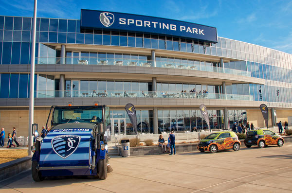The home of professional soccer team Sporting KC has been a beneficiary of state tax incentives.