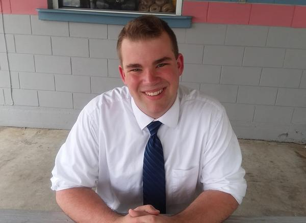 18-year old Adam York is a junior at The Academy of Environmental Science, a public charter school in Crystal River. He is a candidate for the District 5 seat on the Citrus County School Board.