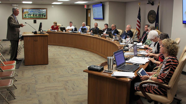 Concern that not enough Kansas students are continuing on to post-secondary education was on the agenda for the State Board of Education's July meeting.
