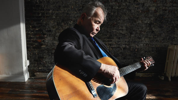 """""""It sounds like a friend now instead of an enemy,"""" John Prine says of his singing voice."""