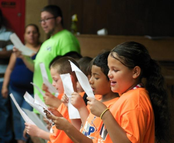 Henry Street Settlement provides a range of social services for low-income New Yorkers, including a summer day camp for children. Corporate donations to the agency fell off after the 2008 financial crisis.