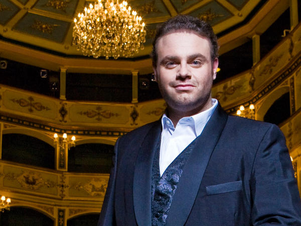 <p>Joseph Calleja's voice reminds many of the golden-age tenors of the past.</p>