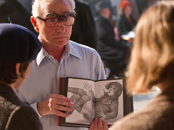 For his new film, director Martin Scorsese worked to re-create the scenes of Brian Selznick's illustrated children's book <em>The Invention of Hugo Cabret</em>.