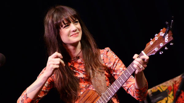 Nikki Lane on <em>Mountain Stage</em>.