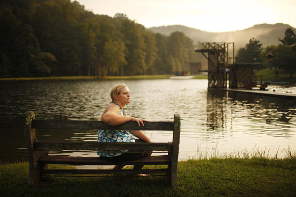 Haley Humphrey, 15, of Athens, Ala., lost about 34 pounds at a Wellspring camp last summer.