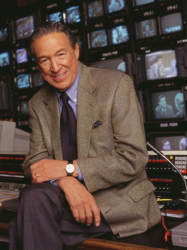 <em>60 Minutes</em> correspondent Mike Wallace died on Saturday night, according to a CBS spokesman.