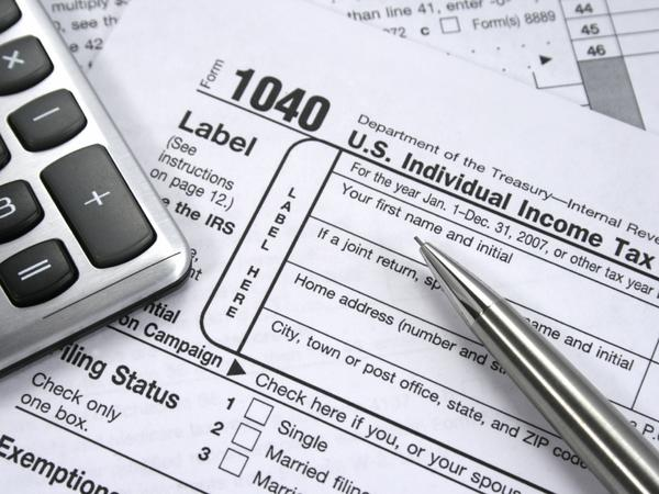 Tax day falls on April 17 this year, due to a little-known holiday in the District of Columbia.