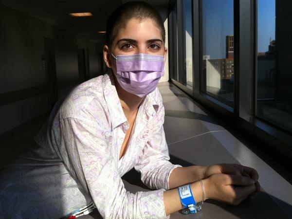 On the day before Suleika Jaouad's first chemotherapy treatment in June 2011, an oncology nurse shaved her head.