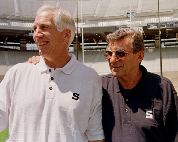 Former defensive coordinator Jerry Sandusky was expected to succeed Paterno before retiring in 1999. In early November 2011, Sandusky was charged with sexually assaulting 10 boys over 15 years.