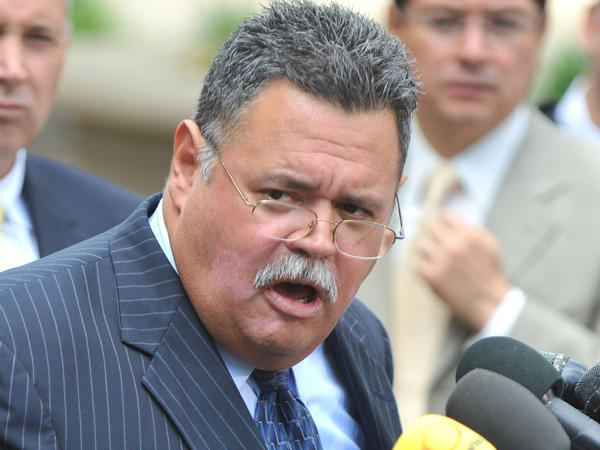 Tucson, Ariz., Police Chief Roberto Villasenor speaks about concerns over Arizona's immigration law, in Washington, D.C., in 2010.