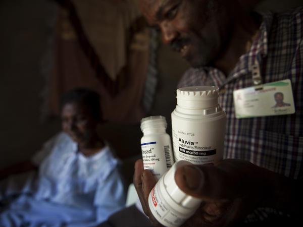 Generic Drugs Make Dent In Global AIDS Pandemic | WESM