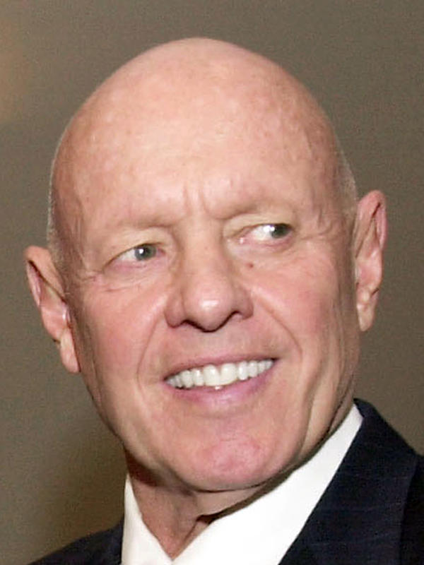Stephen R. Covey, the motivational speaker best known for the book <em>The Seven Habits of Highly Effective People</em>, died Monday in Idaho three months after a serious bicycle accident in Utah. He was 79.