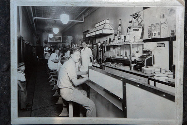 Duly's is one of the oldest Coneys in Detroit. Located in the southwest of the city, it still looks much as it did in this undated photo.