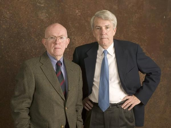 Donald L. Barlett and James B. Steele are the authors of <em>America: What Went Wrong?</em>