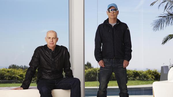 The Pet Shop Boys' new album is called <em>Elysium</em>.