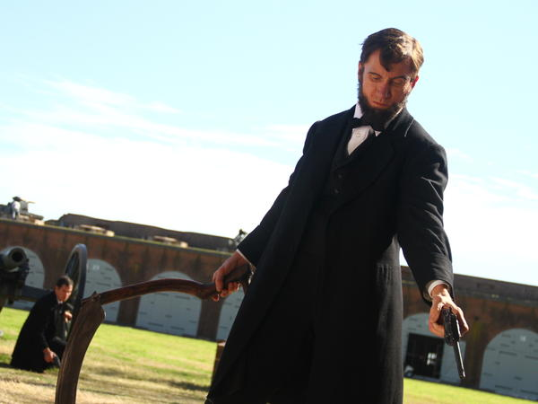 Our 16th president takes on the undead in The Asylum's <em>Abraham Lincoln Vs. Zombies</em>. <em></em>