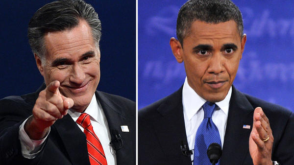 Romney vs. Obama. A question of style?