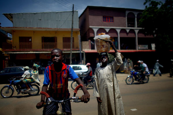 """Kano, in northern Nigeria, has been called the """"epicenter"""" of the current polio outbreak. This part of Nigeria is the only place in the world where polio cases are increasing."""