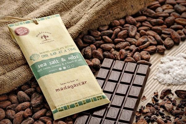 The founders of Madécasse sought to base the entire chocolate-making process, from farm through factory, in Madagascar. The goal: keep jobs and cash in Africa.