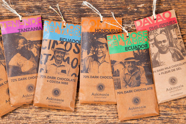 Askinosie buys beans directly from small farmers. The goal: better quality control, and more cash to the growers.