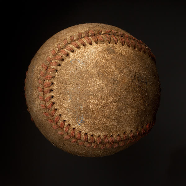 From Don Hamerman's series <em>Baseballs.</em>