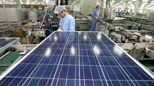 As BP leaves the solar industry, Asian countries such as China are taking a lead role in production.